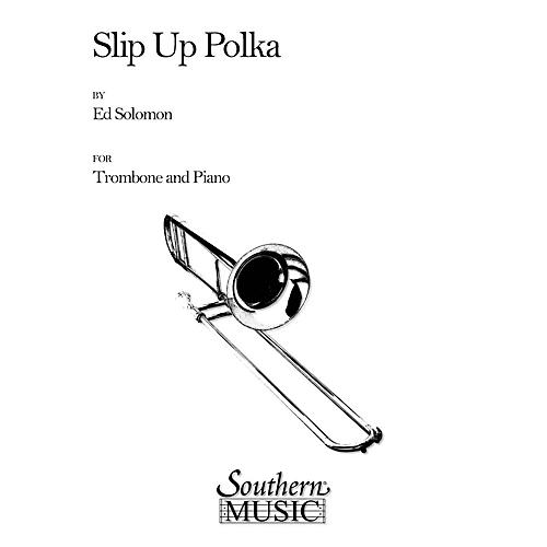 Southern Slip Up Polka (Trombone) Southern Music Series Composed by Edward Solomon-thumbnail