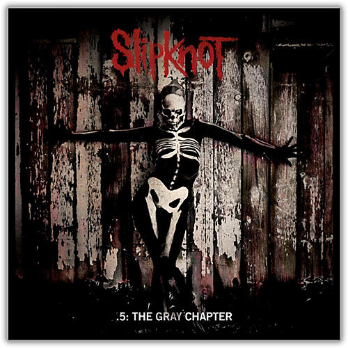 WEA Slipknot - .5: The Gray Chapter Vinyl LP-thumbnail