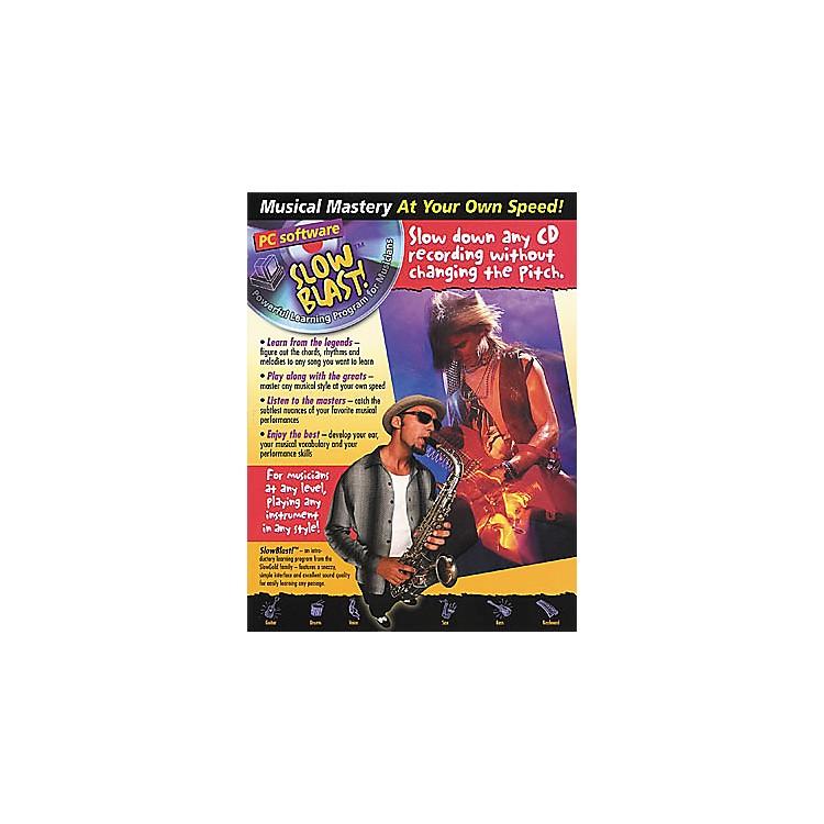 World Wide WoodshedSlowBlast! (CD-ROM)