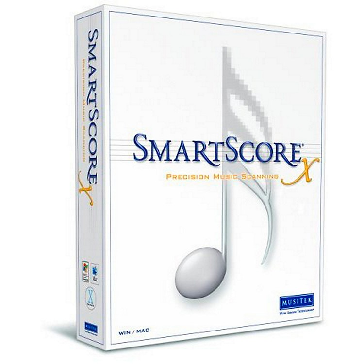 MusitekSmartScore X2 Pro Music Scanning Software 20-Pack