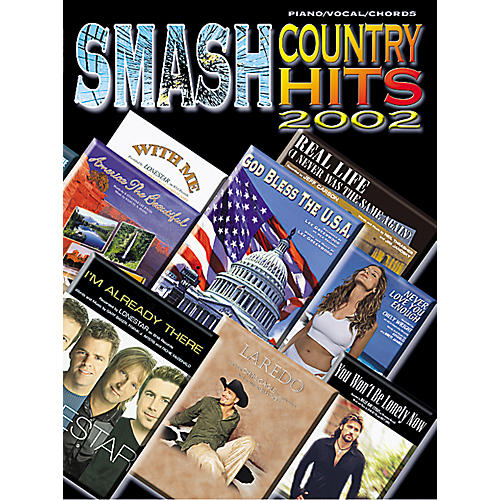 Alfred Smash Country Hits 2002 Book
