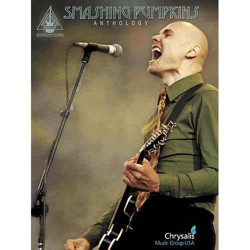 Hal Leonard Smashing Pumpkins Anthology Songbook with Tab