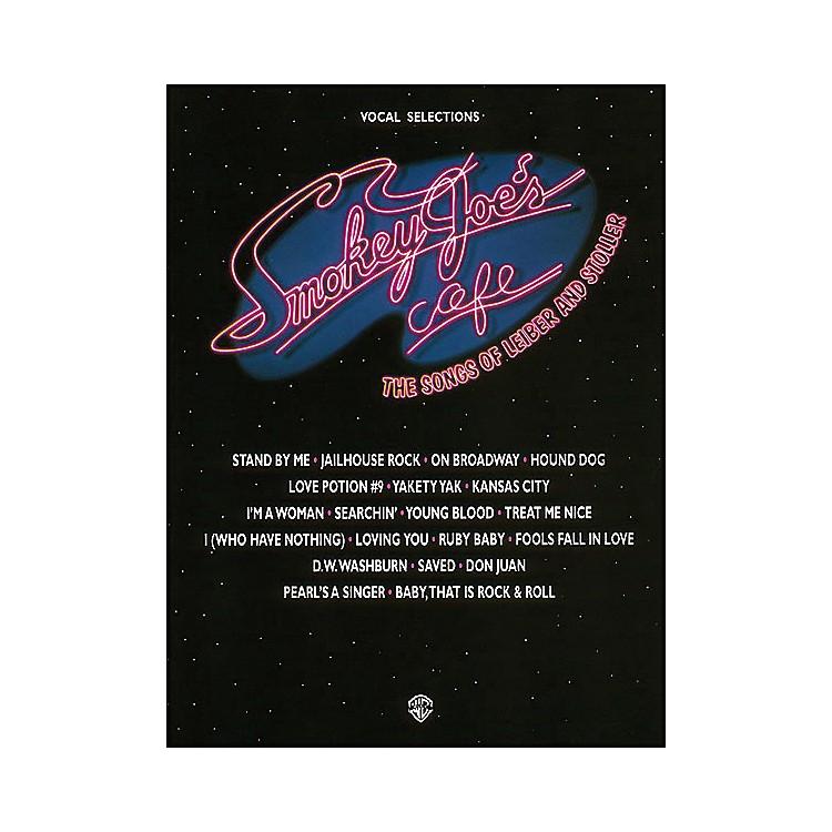 Hal LeonardSmokey Joe's Cafe Vocal Selections arranged for piano, vocal, and guitar (P/V/G)