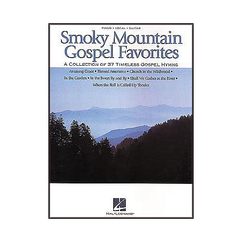 Hal Leonard Smoky Mountain Gospel Favorites Piano, Vocal, Guitar Songbook