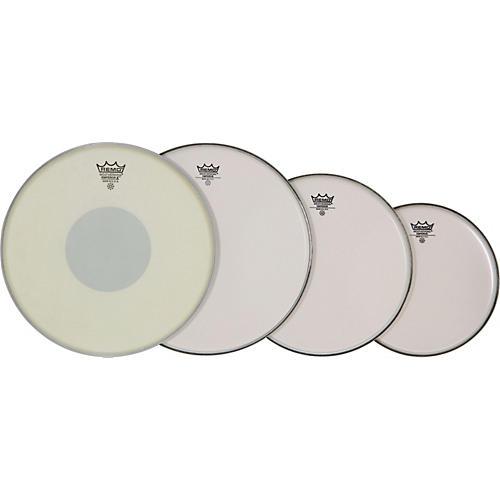 Remo Smooth Emperor Drumhead ProPack 10