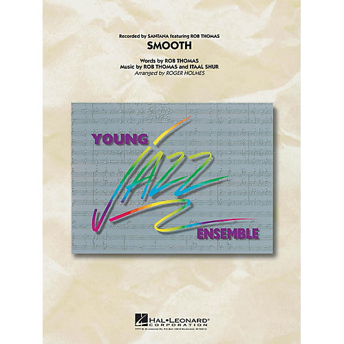 Hal Leonard Smooth Jazz Band Level 3 Arranged by Roger Holmes-thumbnail