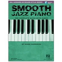 Hal Leonard Smooth Jazz Piano - Hl Keyboard Style Series (Book/Online Audio)