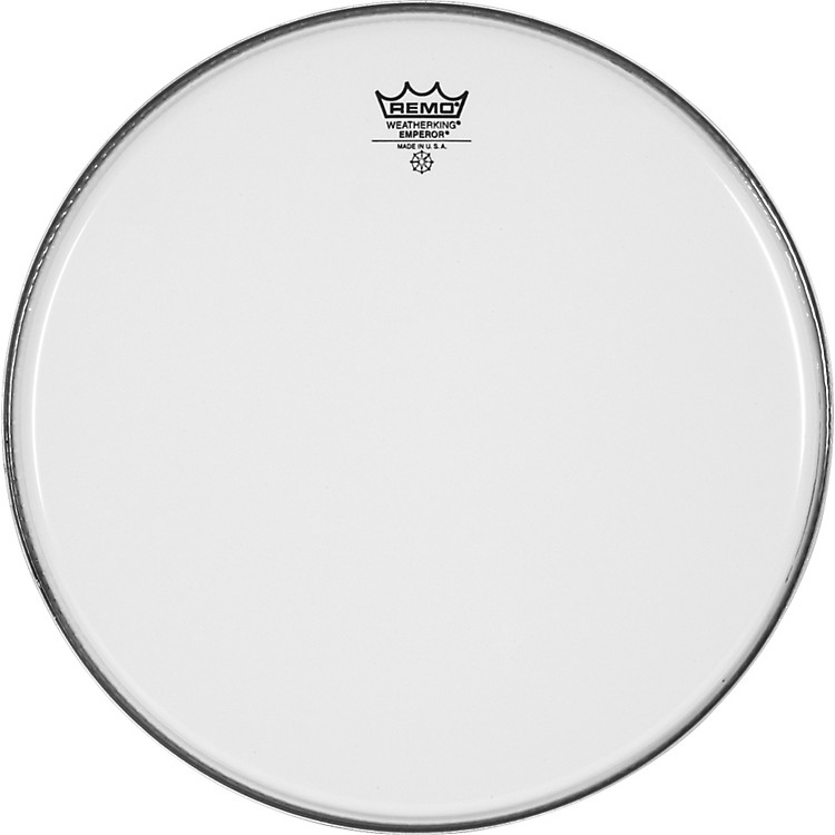 Remo Smooth White Emperor Batter Head  20 Inches