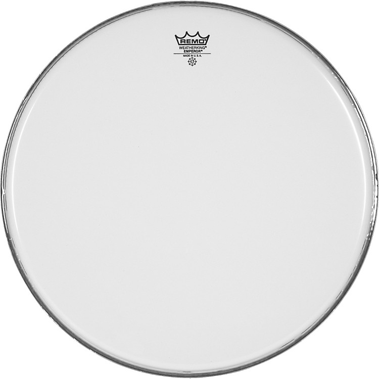 Remo Smooth White Emperor Batter Head  16 Inches