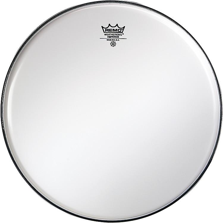 RemoSmooth White Emperor Drumheads6 InchWhite