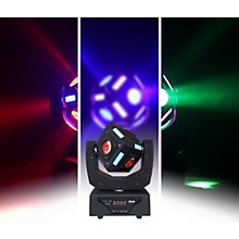 Blizzard Snake Eyes Mini 60 Watt LED Moving Head Effects Light