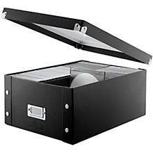Vaultz Snap-N-Store CD Doublewide Storage Box