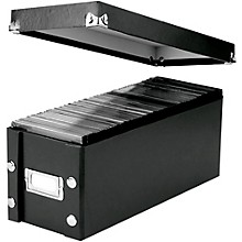 Vaultz Snap-N-Store CD Storage Box