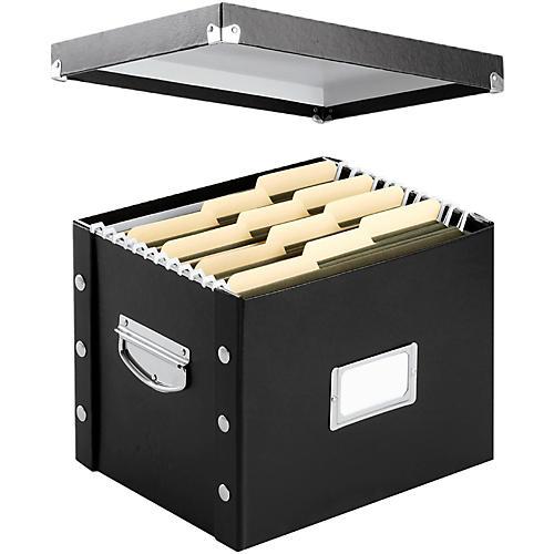 Vaultz Snap-N-Store Letter File Box-thumbnail
