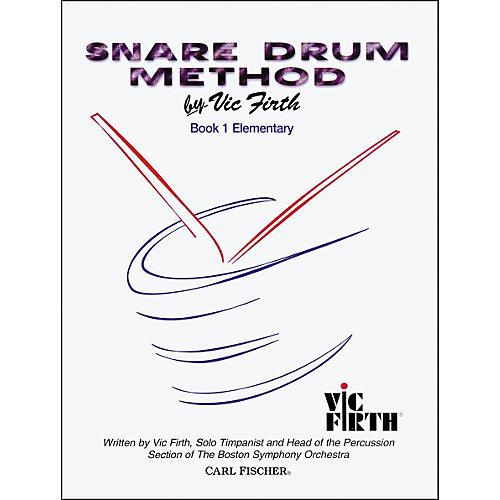 Carl Fischer Snare Drum Method Book-thumbnail