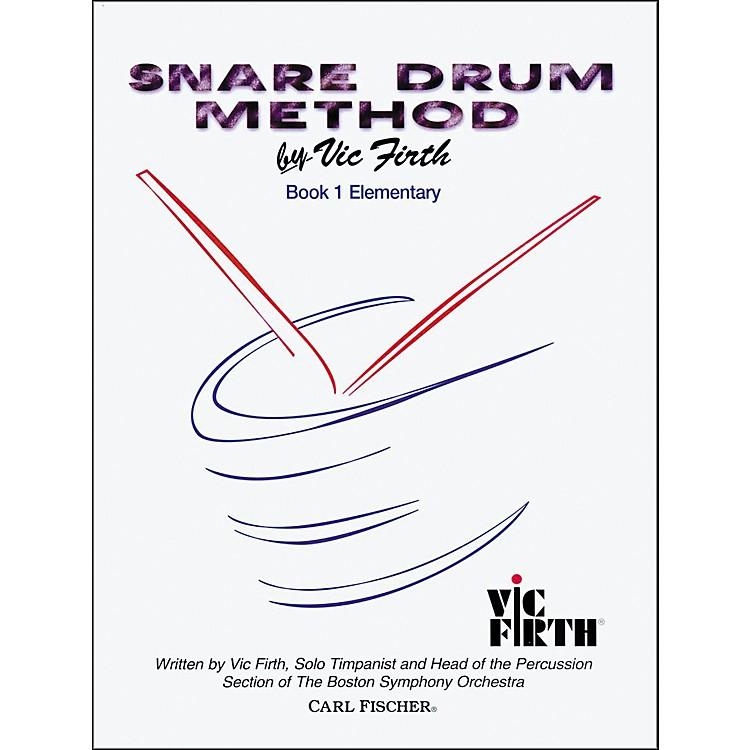 Carl FischerSnare Drum Method Book
