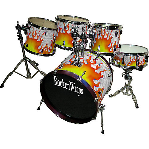 RockenWraps Snare Drum Wrap-thumbnail