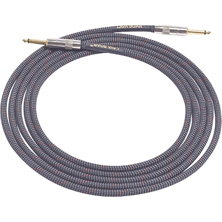 Lava Soar Straight to Straight Braided Instrument Cable 10 Feet