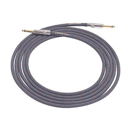 Lava Soar Straight to Straight Braided Instrument Cable 3 ft.