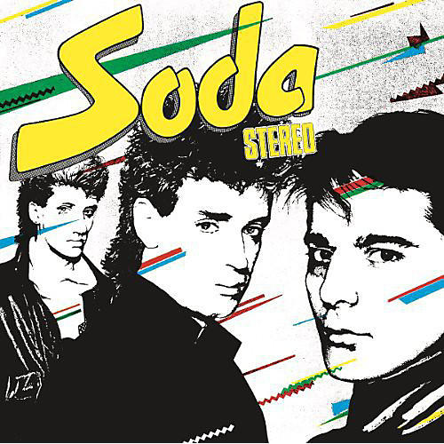 Alliance Soda Stereo - Soda Stereo