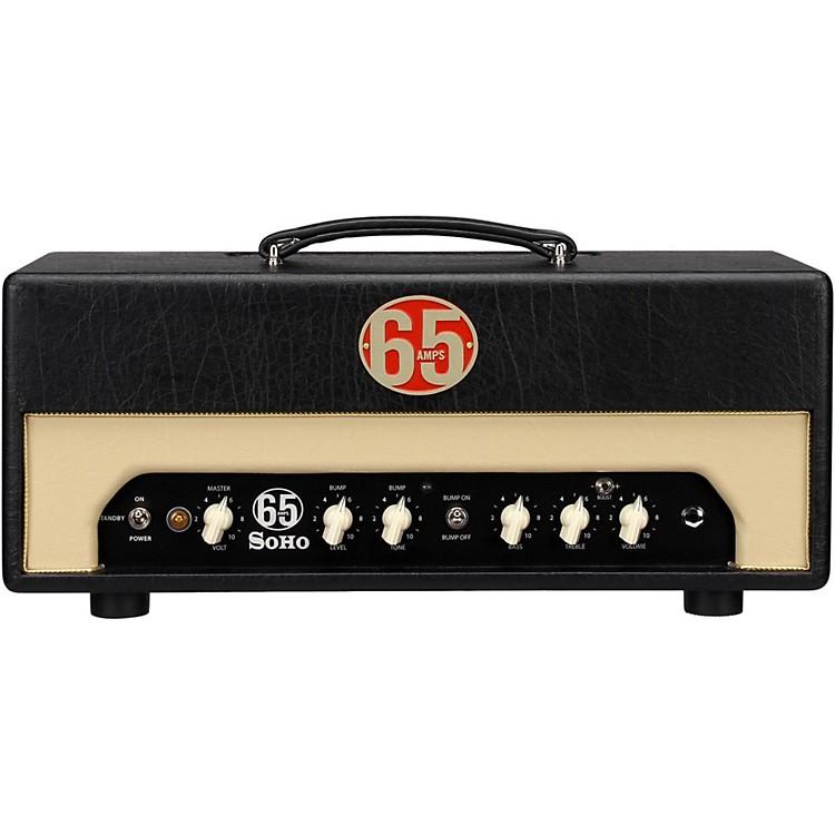 65ampsSoho 20W Tube Guitar Amp HeadBlack