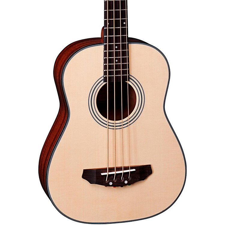 Michael Kelly Sojourn 4 Travel Acoustic Bass Natural