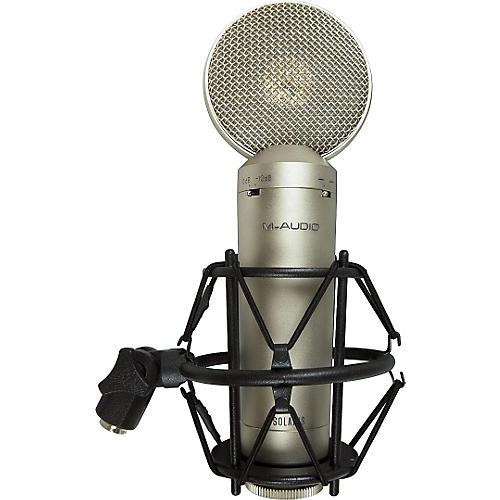 M-Audio Solaris Large-Diaphragm Multi-Pattern Condenser Microphone