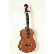 Hofner Solid Cedar Top Mahogany Body Classical Acoustic Guitar Level 2 Matte Natural 190839056801
