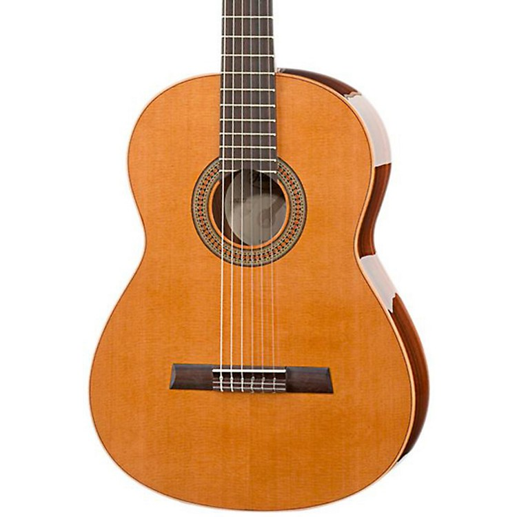 Hofner Solid Cedar Top Rosewood Body Classical Acoustic Guitar High Gloss Natural
