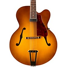 Gibson Custom Solid-Formed 17 Venetian Cutaway Archtop Hollowbody Electric Guitar