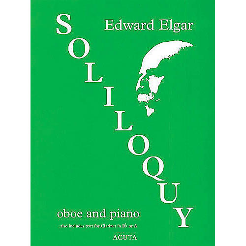 Novello Soliloquy (for Oboe) Music Sales America Series-thumbnail