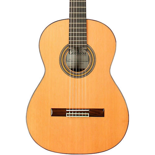Cordoba Solista CD/IN Acoustic Nylon String Classical Guitar