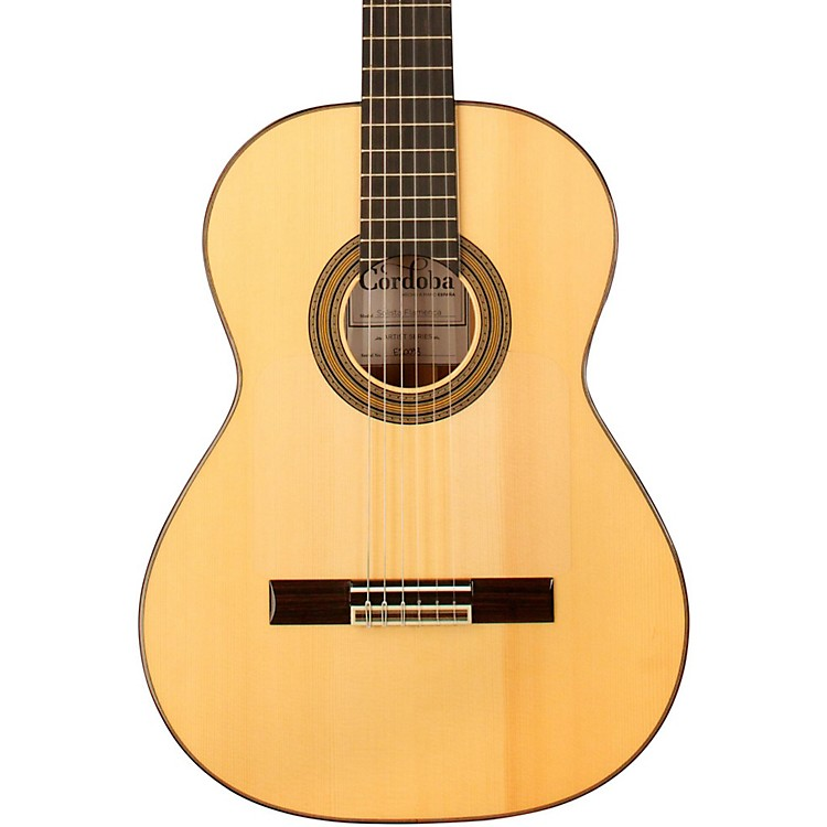 Cordoba Solista Flamenca Acoustic Nylon String Flamenco Guitar