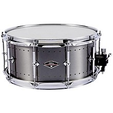 Craviotto Solitiare Series Snare Drum 14x6.5 Inch Aged Pewter