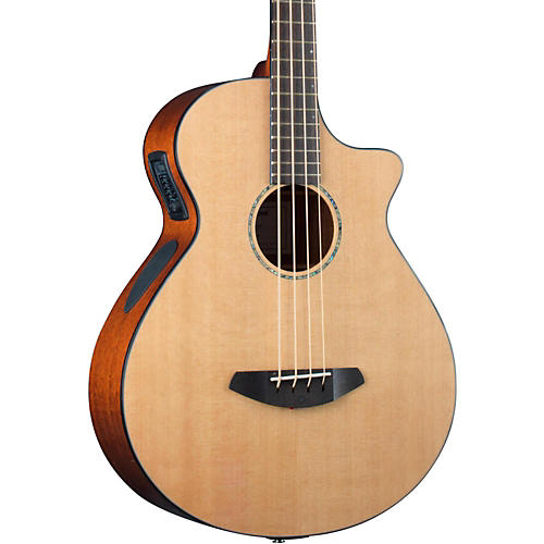 Breedlove Solo Bass Acoustic-Electric Bass Guitar-thumbnail