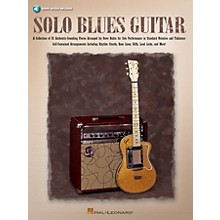 Hal Leonard Solo Blues Guitar Guitar Collection Series Softcover Audio Online Written by Dave Rubin