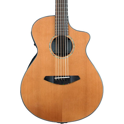 Breedlove Solo Concert 12-String Acoustic-Electric Guitar