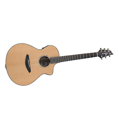 Breedlove Solo Concert-Gold Acoustic-Electric Guitar