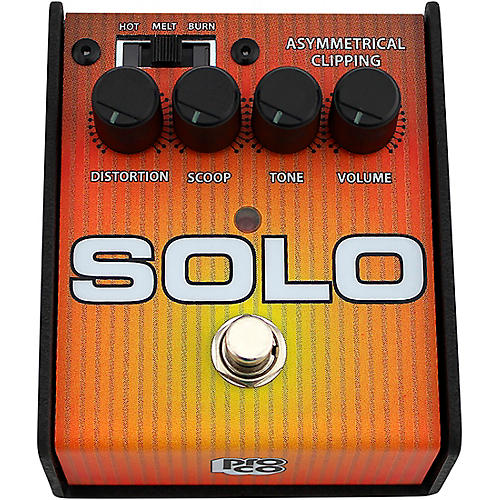 Pro Co Solo Distortion Guitar Effects Pedal-thumbnail