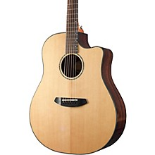 Breedlove Solo Dreadnought CE Acoustic-Electric Guitar Level 1 Gloss Natural