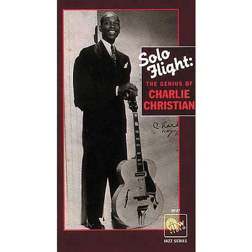 Hal Leonard Solo Flight: The Genius of Charlie Christian-thumbnail