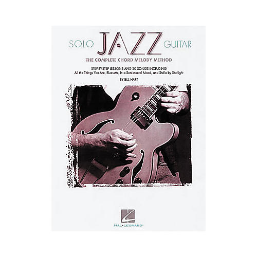 Hal Leonard Solo Jazz Guitar Book