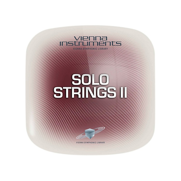 Vienna Instruments Solo Strings II Extended Software Download