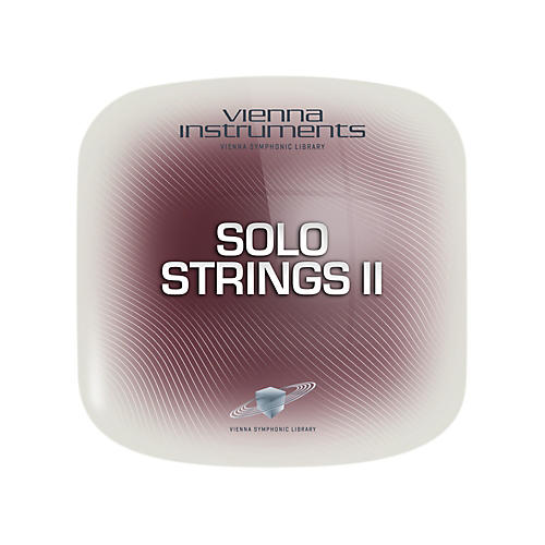 Vienna Instruments Solo Strings II Standard Software Download-thumbnail