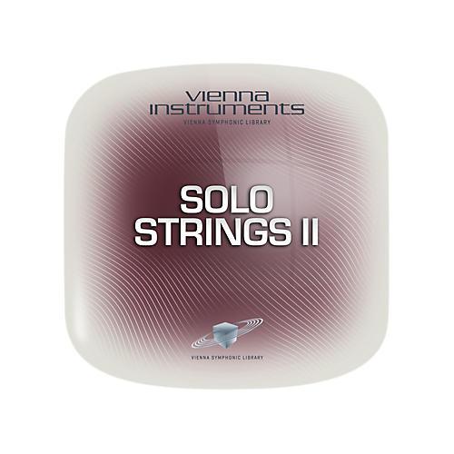 Vienna Instruments Solo Strings II Standard