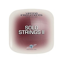 Vienna Instruments Solo Strings II Upgrade to Full Library Software Download