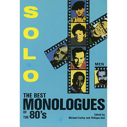 Applause Books Solo! (The Best Monologues of the 80s - Men) Applause Books Series Softcover Written by Michael Earley-thumbnail