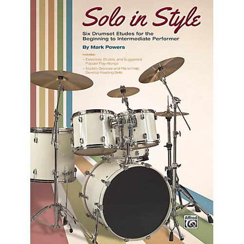 Alfred Solo in Style Book-thumbnail