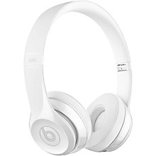Beats By Dre Solo3 Wireless Headphones White