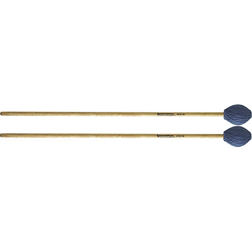 Innovative Percussion Soloist Series Mallets Hard Natural Handles